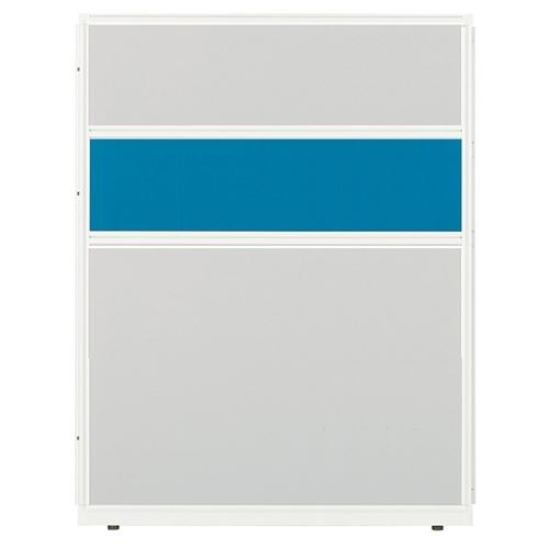 플랜맥스 30T 슬림파티션 일반(3단)/ 상단철재 (높이1360 X 폭600~1600)