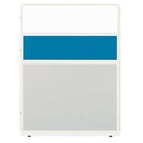플랜맥스 30T 슬림파티션 그라스(3단)/ 상단유리 (높이1360 X 폭600~1600)