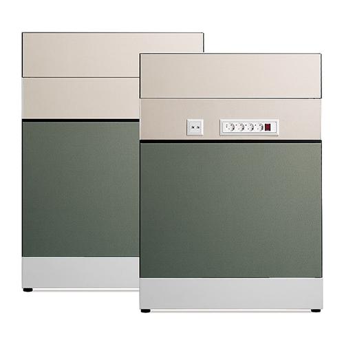 60T 블럭파티션 멀티콘센트 부착형/ (높이1160 X 폭700~1200)