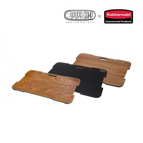 브루트 토트박스 상판 (53L/75L겸용) 모음전 - 자작나무, 에코보드(블랙/티크무늬)
