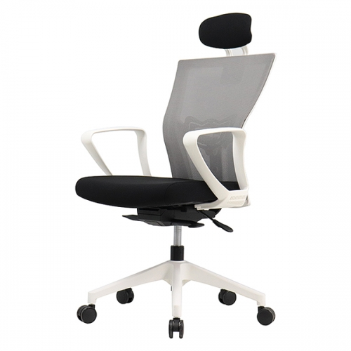 랑데뷰S 흰사출 사무용 의자