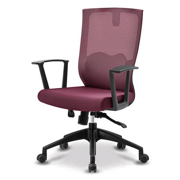 S30 블랙 몽블랑팔 사출L 중형 메쉬 사무용 의자